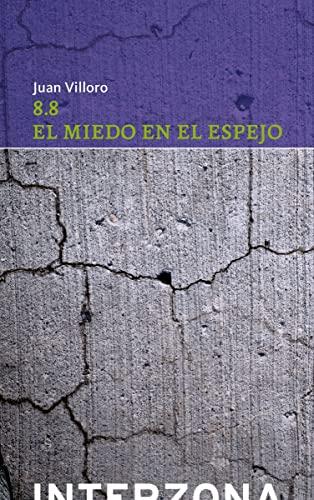 9789871180615: 8,8 EL MIEDO EN EL ESPEJO (Spanish Edition)