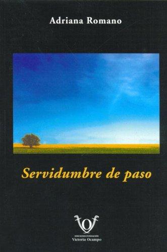 9789871198146: Servidumbre de Paso (Spanish Edition)