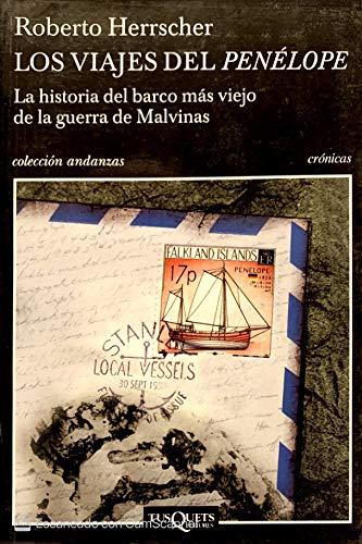 9789871210589: Los Viajes del Penelope (Spanish Edition)