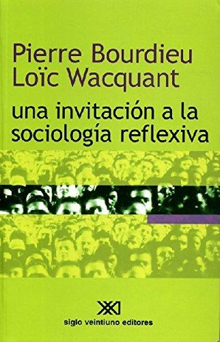 9789871220342: Una invitación a la sociología reflexiva: An invitation to reflexive sociology (Metamorfosis)