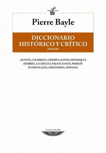 9789871228881: Diccionario historico y critico