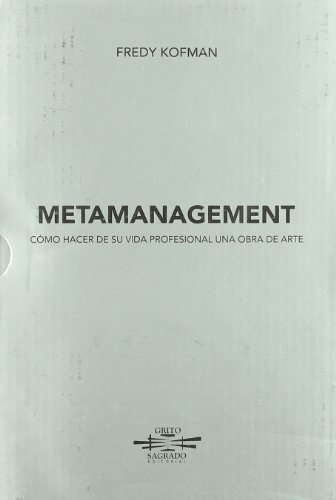 9789871239320: Metamanagement - 3 Tomos
