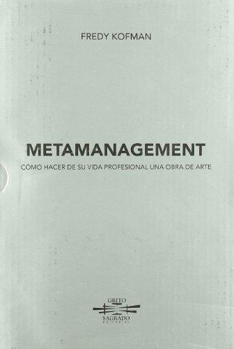 METAMANAGEMENT - TRILOGIA - NUEVA EDICION [Perfect: KOFMAN FREDY