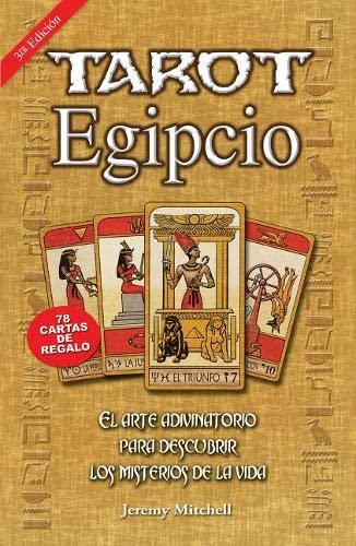 9789871257164: Tarot egipcio: El arte adivinatorio para descubrir los misterios de la vida (Armonia) (Spanish Edition)