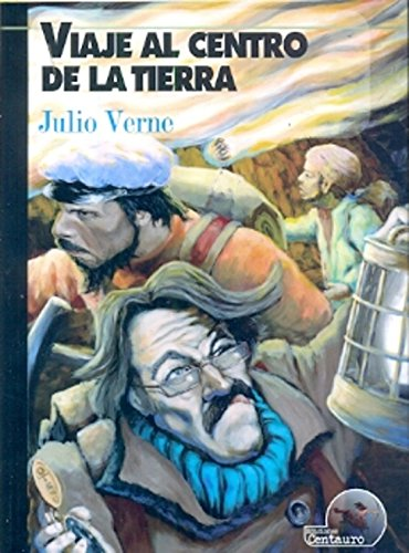 9789871258390: VIAJE AL CENTRO DE LA TIERRA. GZeta