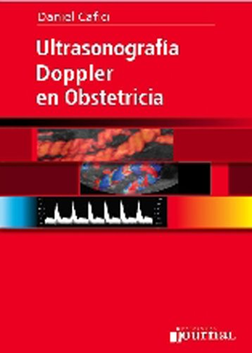 9789871259120: Ultrasonografia Doppler en Obstetricia (Spanish Edition)