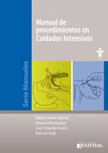 9789871259731: Manual de procedimientos en Cuidados Intensivos (Spanish Edition)