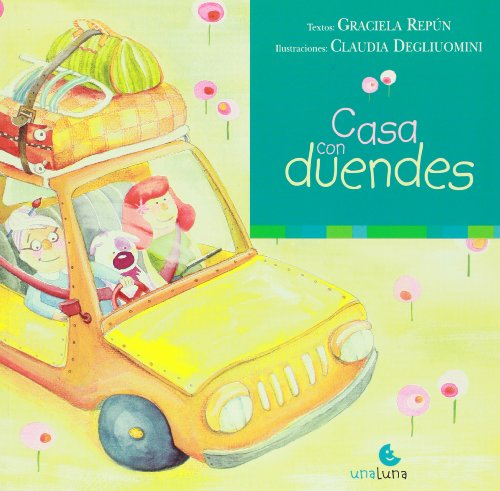 9789871296088: Casa Con Duendes