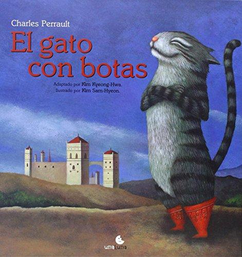 El Gato con Botas: Charles Perrault; Kim