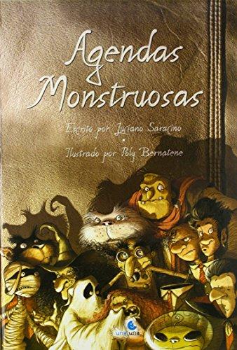9789871296361: Agendas monstruosas (Spanish Edition)