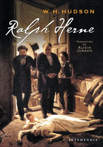 Ralph Herne (Spanish Edition): Hudson, William H.