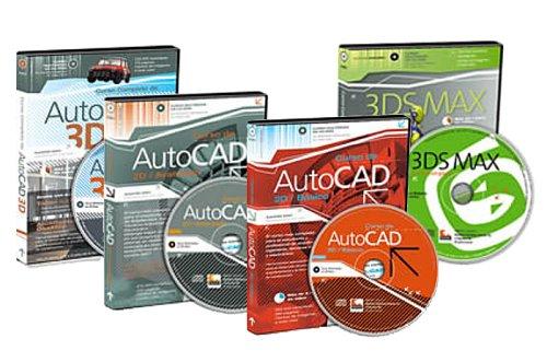 9789871324200: Curso de AutoCAD 2007, 2D, 3D y 3D SMAX 9 (Spanish Edition)