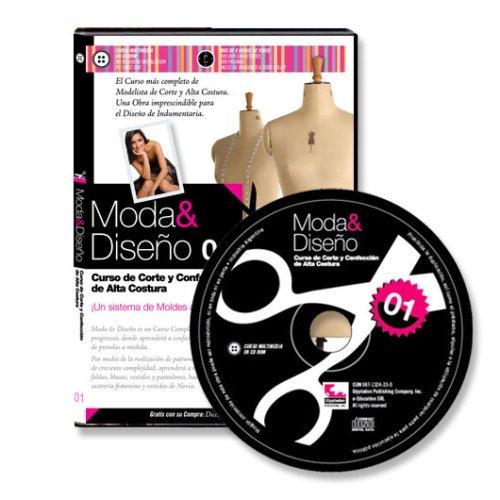 9789871324330: Moda y Diseno 1. Curso de Corte y Confeccion de Alta Costura (Spanish Edition)