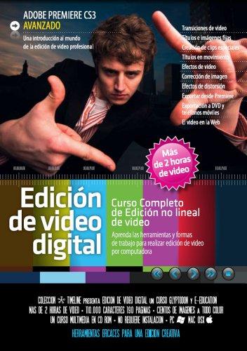 9789871324385: Edicion de Video Digital Adobe Premiere CS3 Avanzado (Spanish Edition)
