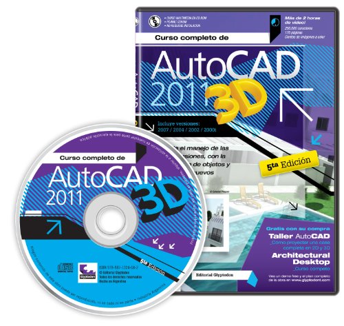 9789871324705: AutoCAD 2011 3D (Spanish Edition)