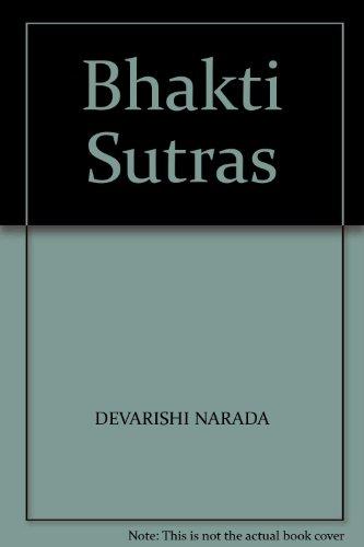 9789871327119: Bhakti Sutras