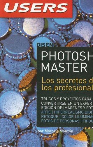 9789871347124: PHOTOSHOP MASTER: Espanol, Manual Users, Manuales Users (Spanish Edition)