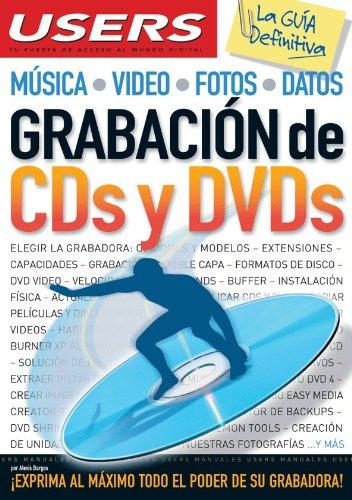 9789871347315: GRABACION DE CDS Y DVDS (Spanish Edition)