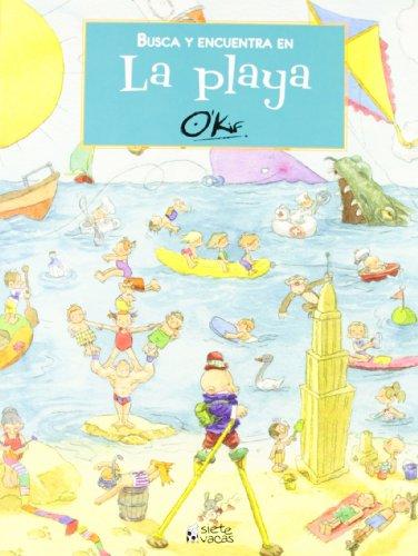 9789871362561: COL.BUSCA Y ENCUENTRA-La playa CARTO