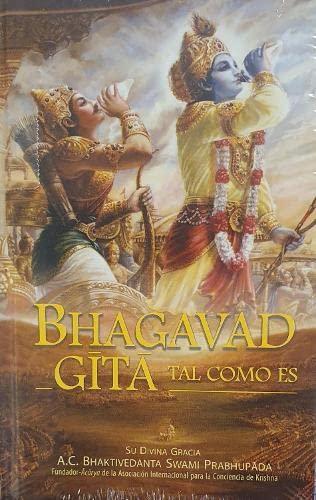 Imagen de archivo de bhagavad gita tal como es acb swami prabhupada a la venta por LibreriaElcosteño