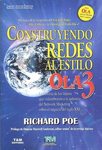 9789871461042: Construyendo redes al estilo Ola 3 (Spanish Edition)