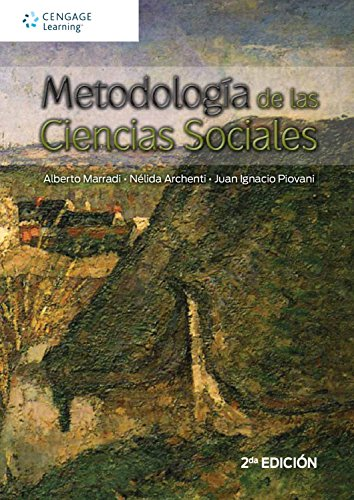 Metodología de las Ciencias Sociales [Paperback] [Jan: Nélida Archenti, Juan