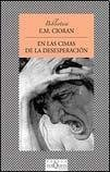 9789871544325: EN LAS CIMAS DE LA DESESPERACION (Spanish Edition)