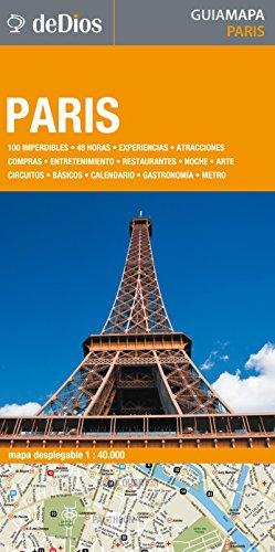 9789871551125: PARIS GUIA MAPA
