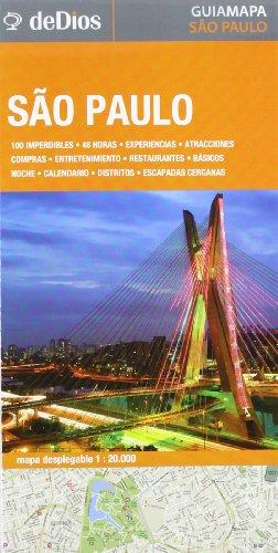 9789871551323: SAO PAULO - GUIA MAPA - DE DIOS (Spanish Edition)