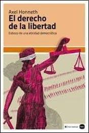 9789871566839: El derecho de la libertad