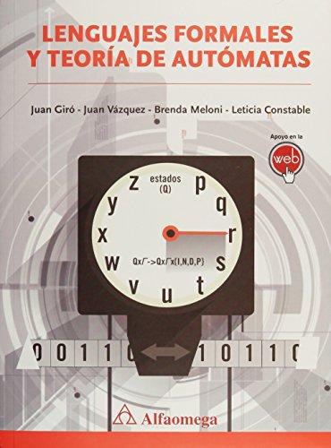 9789871609819: LENGUAJES FORMALES Y TEORIAS DE AUTOMATAS