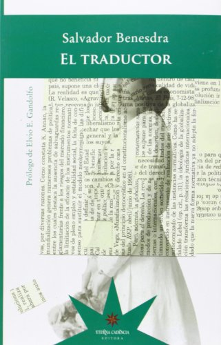 9789871673704: El Traductor (NOVELA)