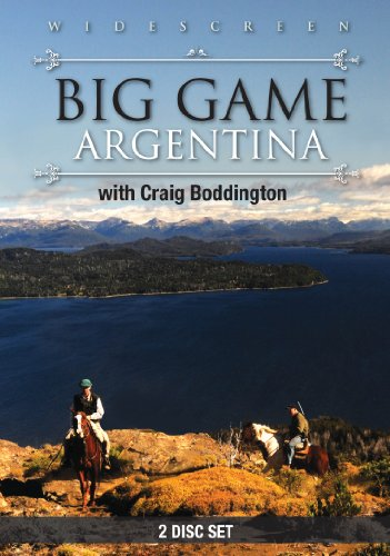9789871684014: Big Game Argentina