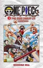 9789871695010: One Piece Vol. 05: Por quién doblan las campanas