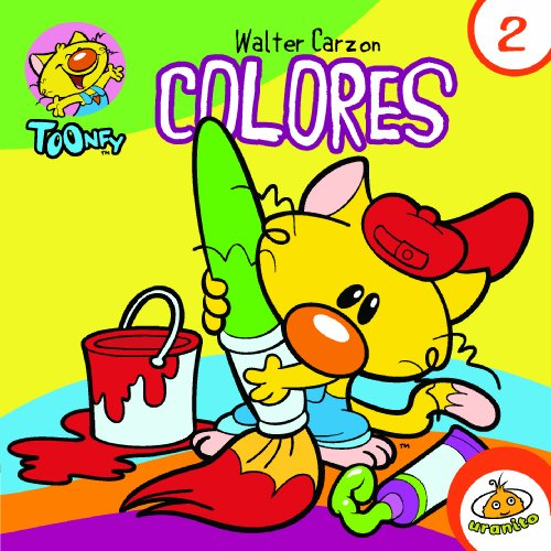 9789871710676: Colores / Colors (Toonfy)