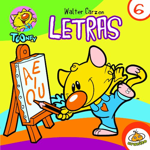 9789871710706: Letras (Toonfy 6) (Spanish Edition)