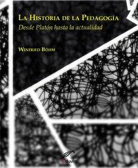 La historia de la pedagogía: Böhm, Winfried
