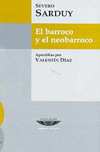 9789871772209: El barroco y el neobarroco