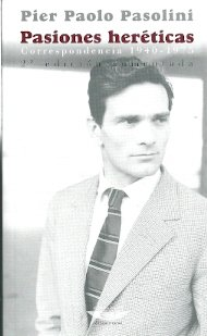 PASIONES HERETICAS (9789871772322) by PIER PAOLO PASOLINI