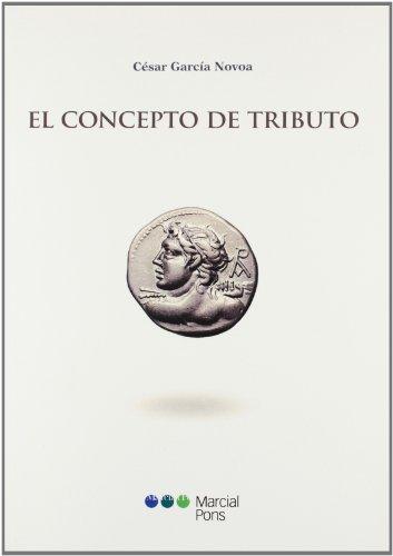 9789871775095: El concepto de tributo