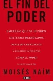 9789871786732: FIN DEL PODER, EL