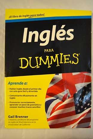 9789871845262: Inglés para dummies (nuevo)