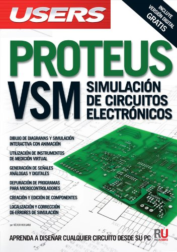 9789871857722: Proteus VSM: Manuales Users (Spanish Edition)