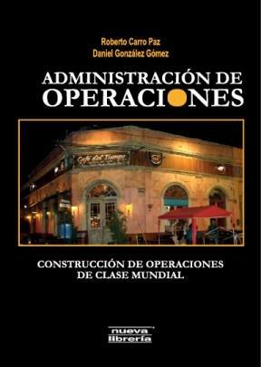 9789871871223: ADMINISTRACION DE OPERACIONES