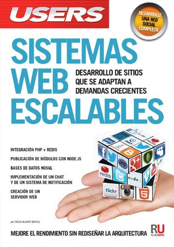 9789871949205: Sistemas web escalables: Manuales USERS (Spanish Edition)