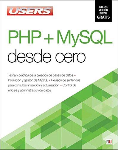 9789871949663: PHP + MySQL desde cero (Spanish Edition)