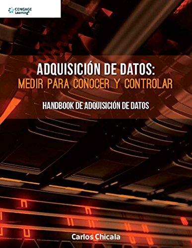 9789871954506: ADQUISICION DE DATOS. MEDIR PARA CONTROLAR