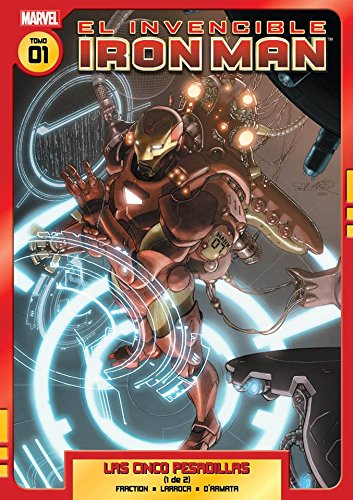 9789871966776: Invincible Iron Man, Vol. 1: The Five Nightmares (Spanish)