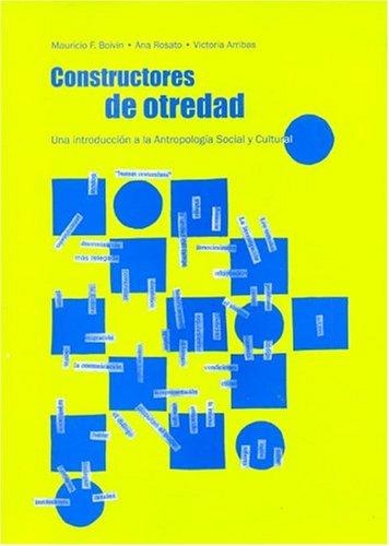 9789872001865: Constructores de Otredad