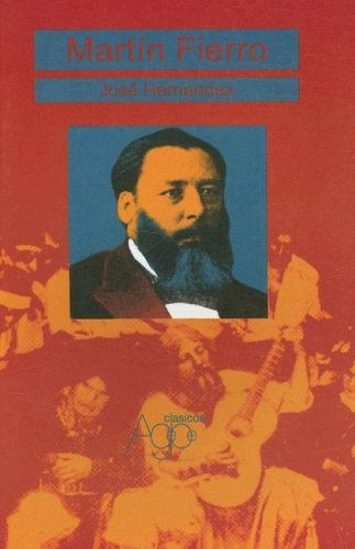 9789872056230: Martin Fierro (Clasicos Agebe) (Spanish Edition)
